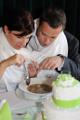 svatební polévka
