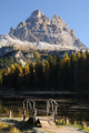Tre Cime di Lavaredo a Lago d'Antorno I