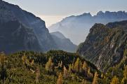 údolí Val Clusa