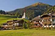 hraniční obec Winnebach (Itálie)