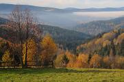 šumavské údolí od Nicova