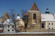 Dominikanerkloster mit Weiss Turm II