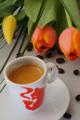 espresso a tulipán III