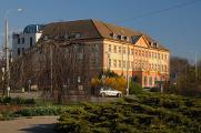 Česká pošta na Senovážném náměstí I
