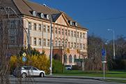 Česká pošta na Senovážném náměstí II