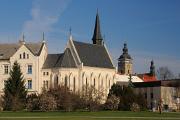 kostel Svaté rodiny na Senovážném náměstí