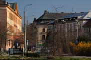 Česká pošta na Senovážném náměstí III