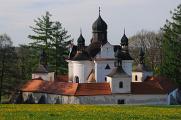 Kirche Heiligen Dreifaltigkeit bei Trhové Sviny I