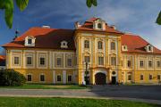 Schloss in Borovany