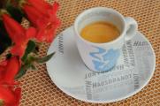 espresso Hausbrandt s kohlérií