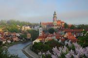 Staatsburg und Schloss Český Krumlov I