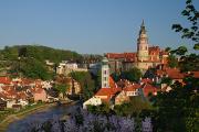 Staatsburg und Schloss Český Krumlov III