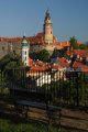 Staatsburg und Schloss Český Krumlov IV