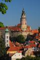 Staatsburg und Schloss Český Krumlov V