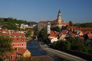 Staatsburg und Schloss Český Krumlov VI
