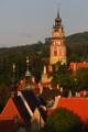 zámecká věž I