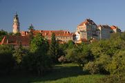 Staatsburg und Schloss Český Krumlov II