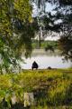 rybník Štilec a rybáři III