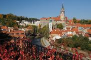 státní hrad zámek Český Krumlov I