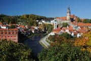 státní hrad zámek Český Krumlov II