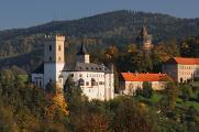 státní hrad Rožmberk IV