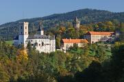 státní hrad Rožmberk V