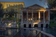 Palladiova Loggia Valmara v Giardini Salvi