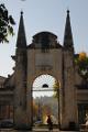 vstupní brána do Giardini Salvi