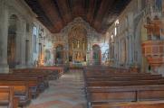 San Fermo - interiér