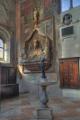San Fermo - křtitelnice