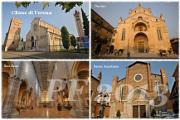 kostely ve Veroně