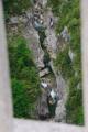 řeka Artuby z Pont de l´Artuby