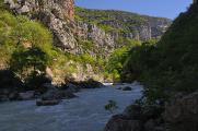 dno kaňonu Verdon II