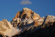 Dolomity - Croda Rossa