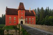 státní zámek Červená Lhota II