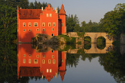 státní zámek Červená Lhota IV