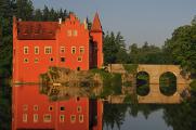 státní zámek Červená Lhota VI