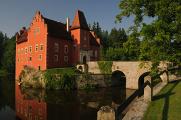 státní zámek Červená Lhota IX