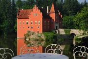 státní zámek Červená Lhota XII