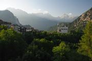 Dolomity - údolí Ampezzo