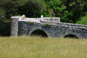 most přes řeku Artuby