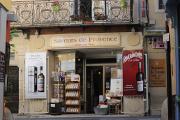 Forcalquier - obchod