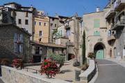 Sisteron - staré město