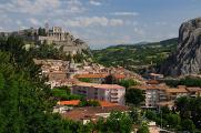 Sisteron - citadela