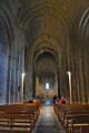 klášter Ganagobie - interiér
