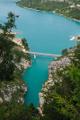 jezero Lac de Ste-Croix - Pont de Galetas
