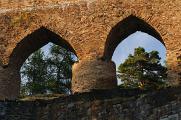 hrad Velhartice - gotické oblouky II