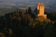 hrad Kašperk IV