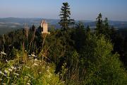 hrad Kašperk IX