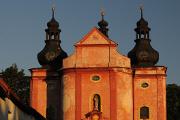 Strašín - kostel Narození Panny Marie III